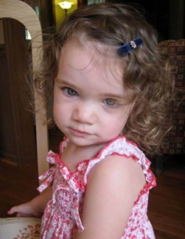 Baby Hairstyles for Curly Hair Soft