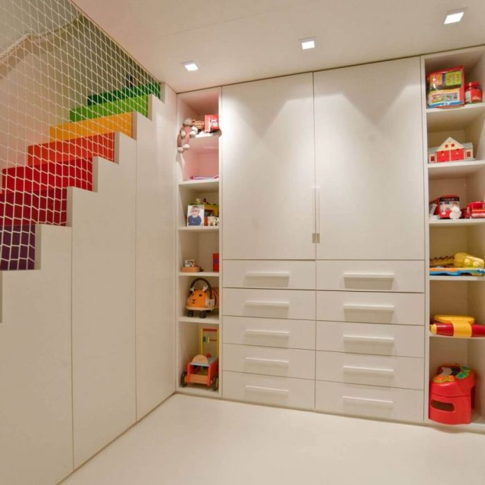 Basement Organization Storage Ideas