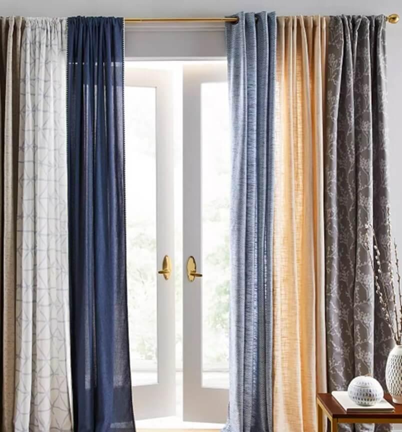 20 best curtains living room ideas