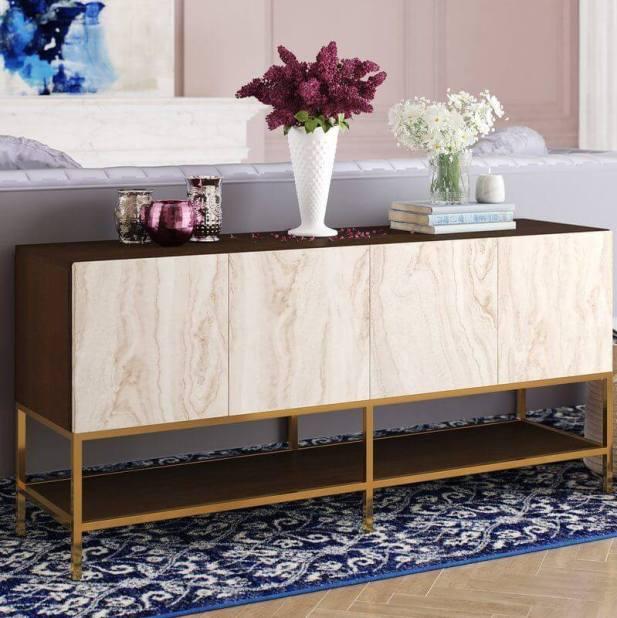 Kit Sofa Table Decor Ideas