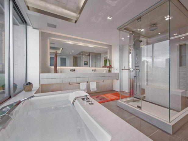 Luxurious Basement Bathroom Ideas
