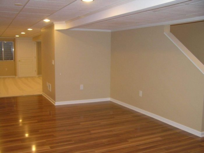 Basement Floor Paint Waterproof Ideas