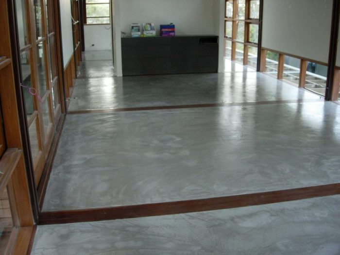 Cement Basement Floor Paint Ideas