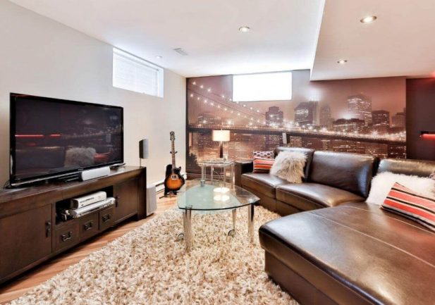 Cool Basement Room Finishing Ideas to Chill