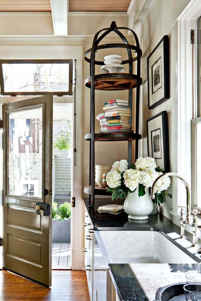 Clever Kitchen Storage Ideas 30 Try An Etagere