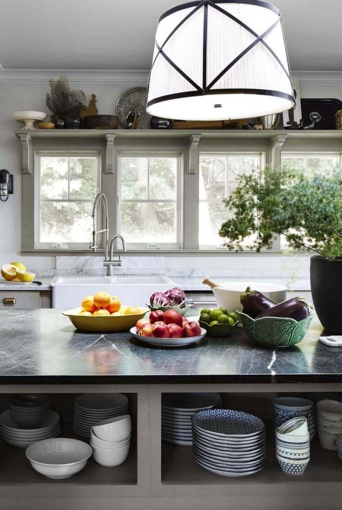 RV Kitchen Storage Ideas 6 Store Above Your Window