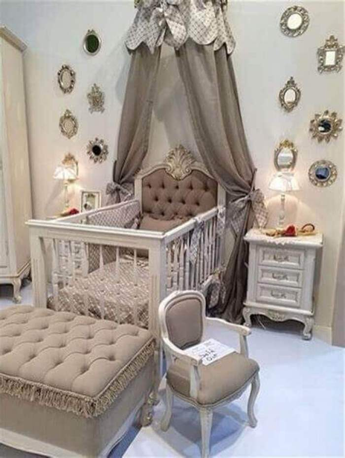 Vintage Theme for Baby Room Ideas - Harptimes.com
