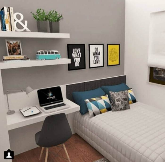 Boys Bedroom Ideas Mature Yet Playful - Harptimes.com