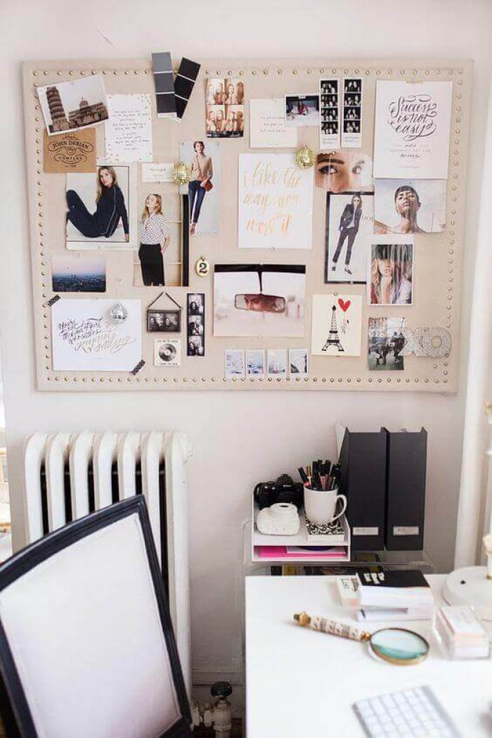 Fancy Cork Board Ideas - Harptimes.com