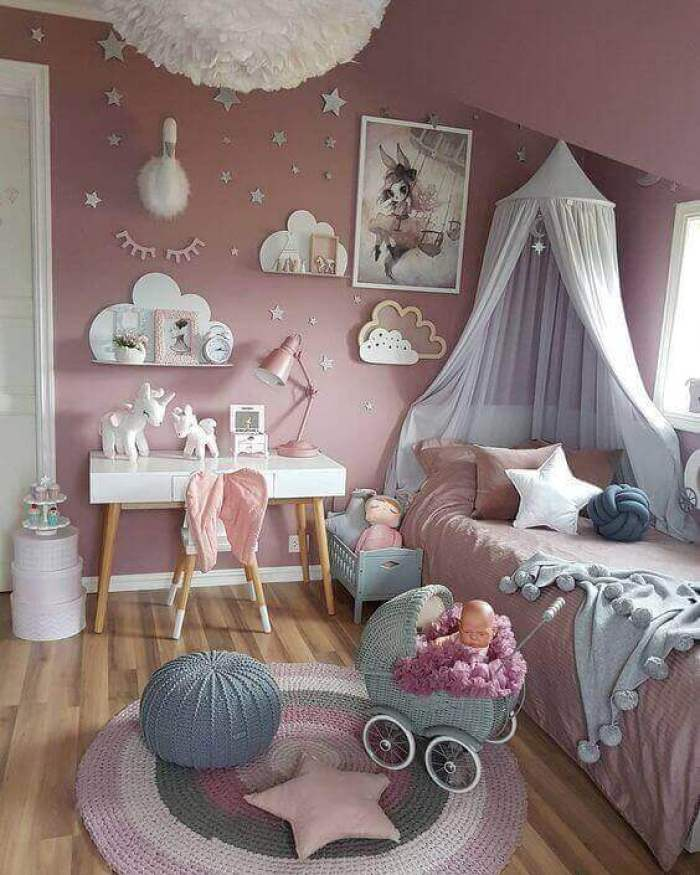Kids Bedroom Ideas Fairy Tale Palace - Harptimes.com