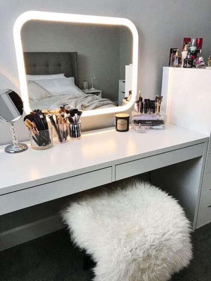 Modern Makeup Room Ideas - Harptimes.com