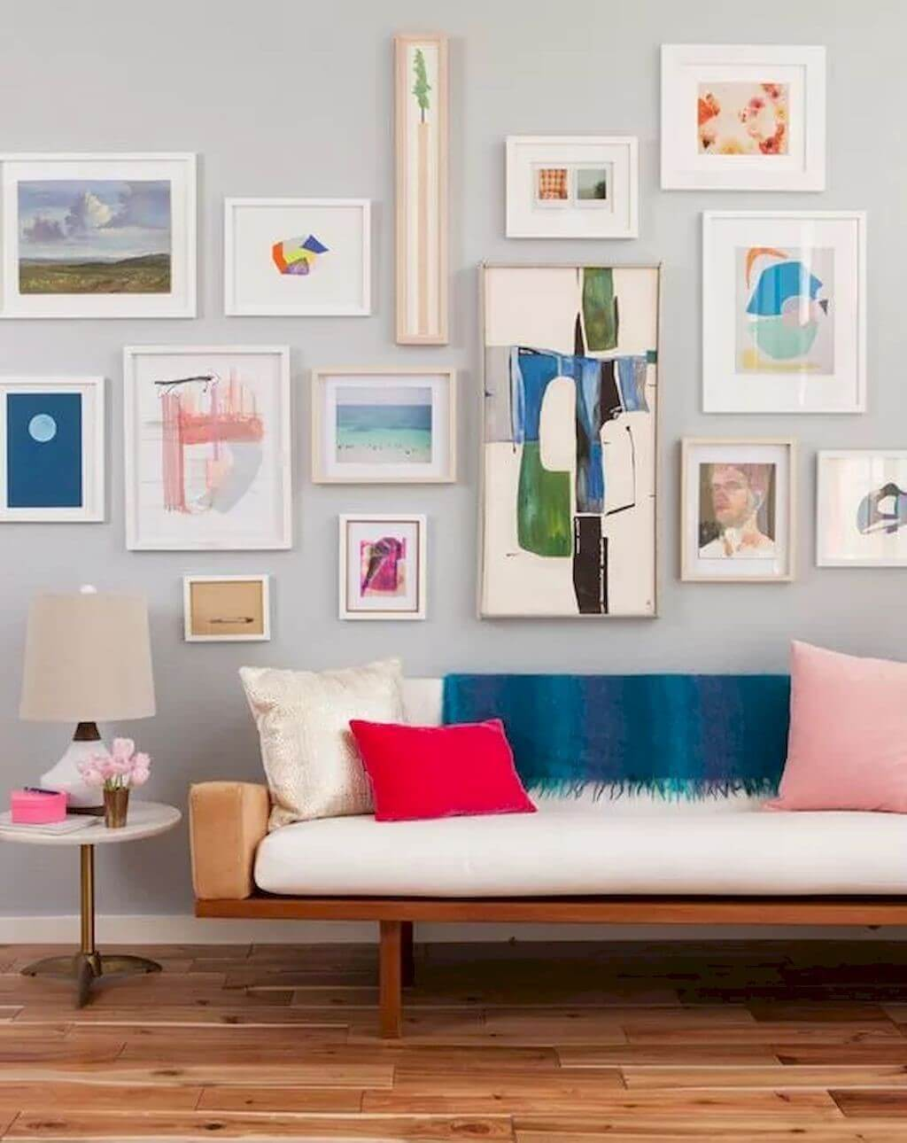 Wall Gallery Ideas Frames