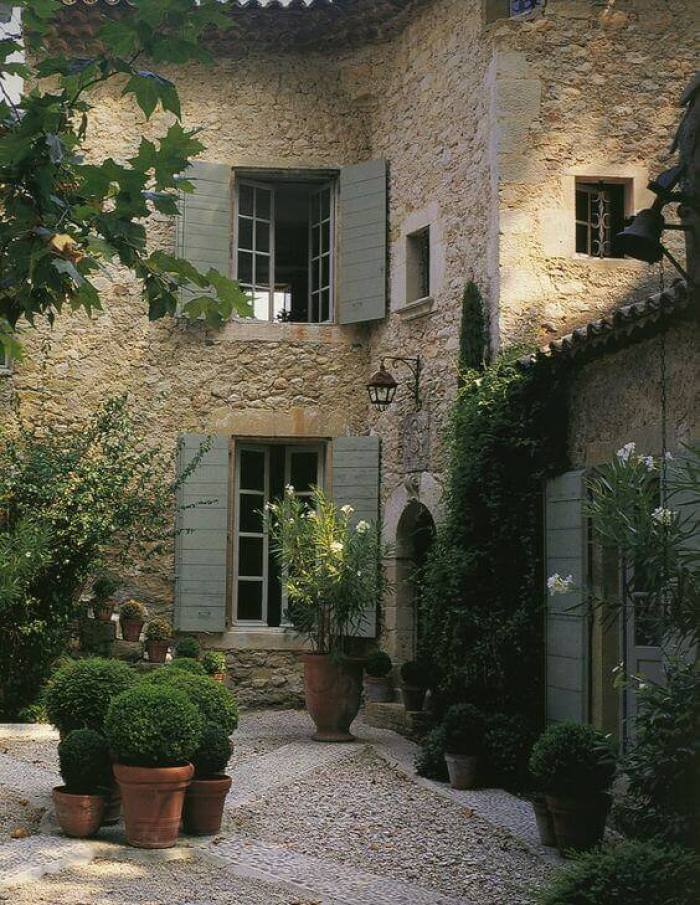 French Country Decor Backyard for All - Harptimes.com