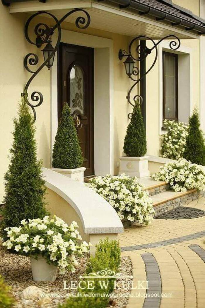 French Country Decor Let Nature Escort Your Guests - Harptimes.com