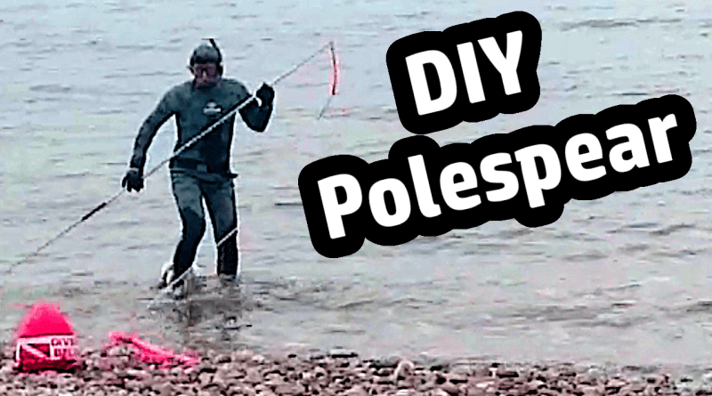 DIY Polespear Hawaiian Sling gun Tutorial Guide how to build spearfishing