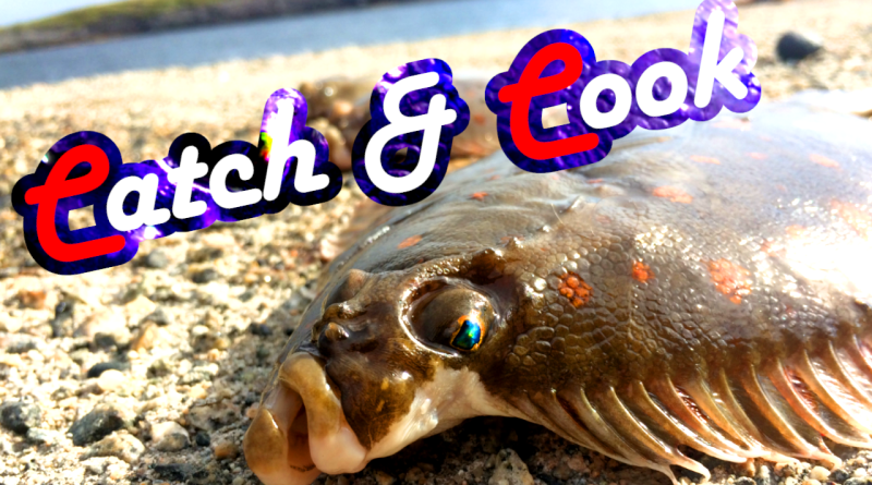 Catch and Cook Fangen Zubereiten Kochen recipe Plaice Flunder Scholle Spearfishing Spearfish Speargun Norway Haugesund Norwegen