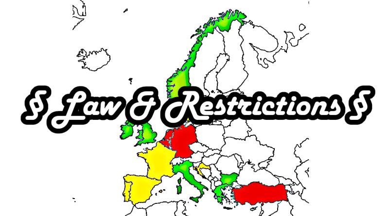 Law and restrictions Europe Spearfishing law gesetze Gesetz erlaubt erlaubnis Mittelmeer