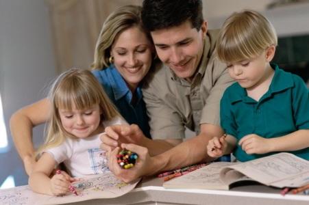 Keluarga Berpengaruh Untuk Pribadi Dan Sikap Anak