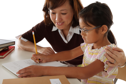Langkah tepat belajar menulis rapih pada anak