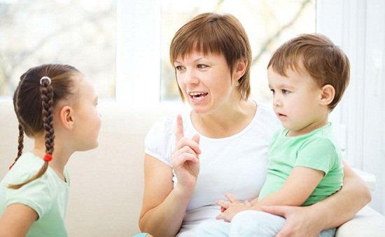 Tips mendidik anak berbicara baik