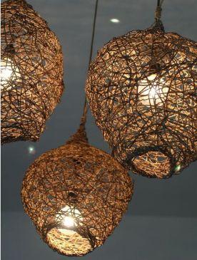 Wasps Nest Lights Cluster