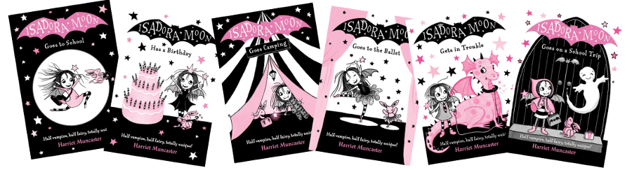 Isadora Moon Covers