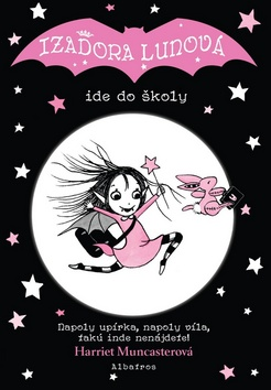 Cover of the Slovak foreign edition of Isadora Moon