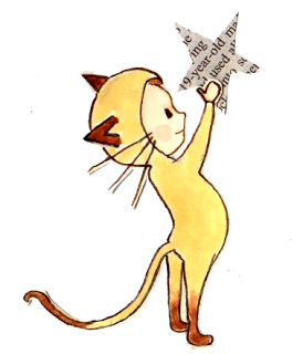 child in Siamese cat costume by Harriet Muncaster