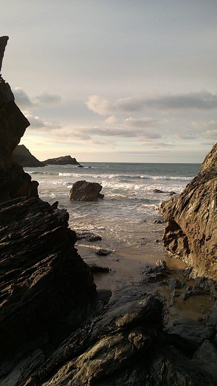 Polly Joke Beach, Cornwall