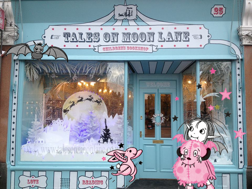 Isadora Moon Makes Winter Magic Party at Tales on Moon Lane