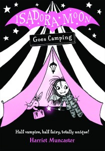 Isadora Moon Goes Camping cover