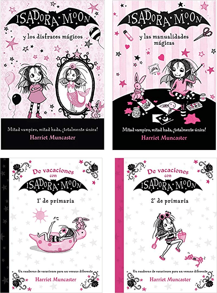 Spanish Isadora Moon Books