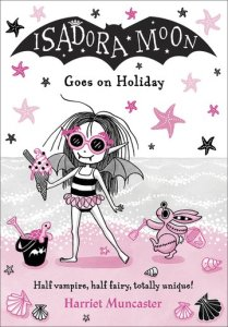 Isadora Moon Goes on Holiday Cover