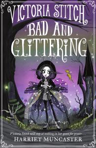 Victoria Stich: Bad and Glittering front cover