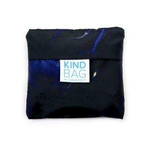Kind bag galaxy design in pouch