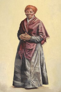 Harriet Tubman Portrait by George Wright