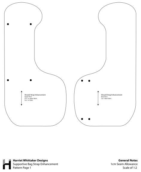 Bag Strap Pattern 1