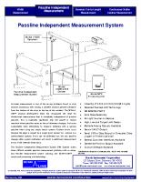 HIC Passline Independent Measurement Applications