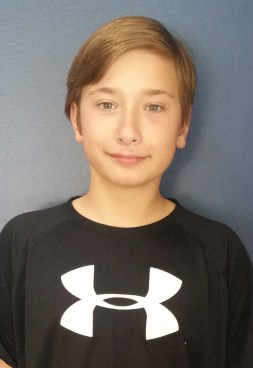 Adam Rustermier June 2015 Student of the Month