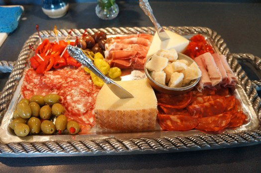 The Dads' Antipasti Platter