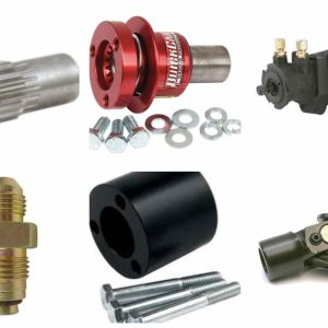 Power Steering Box and Fittings