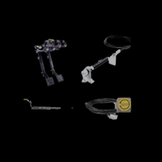 Brake Pedals   Adjusters