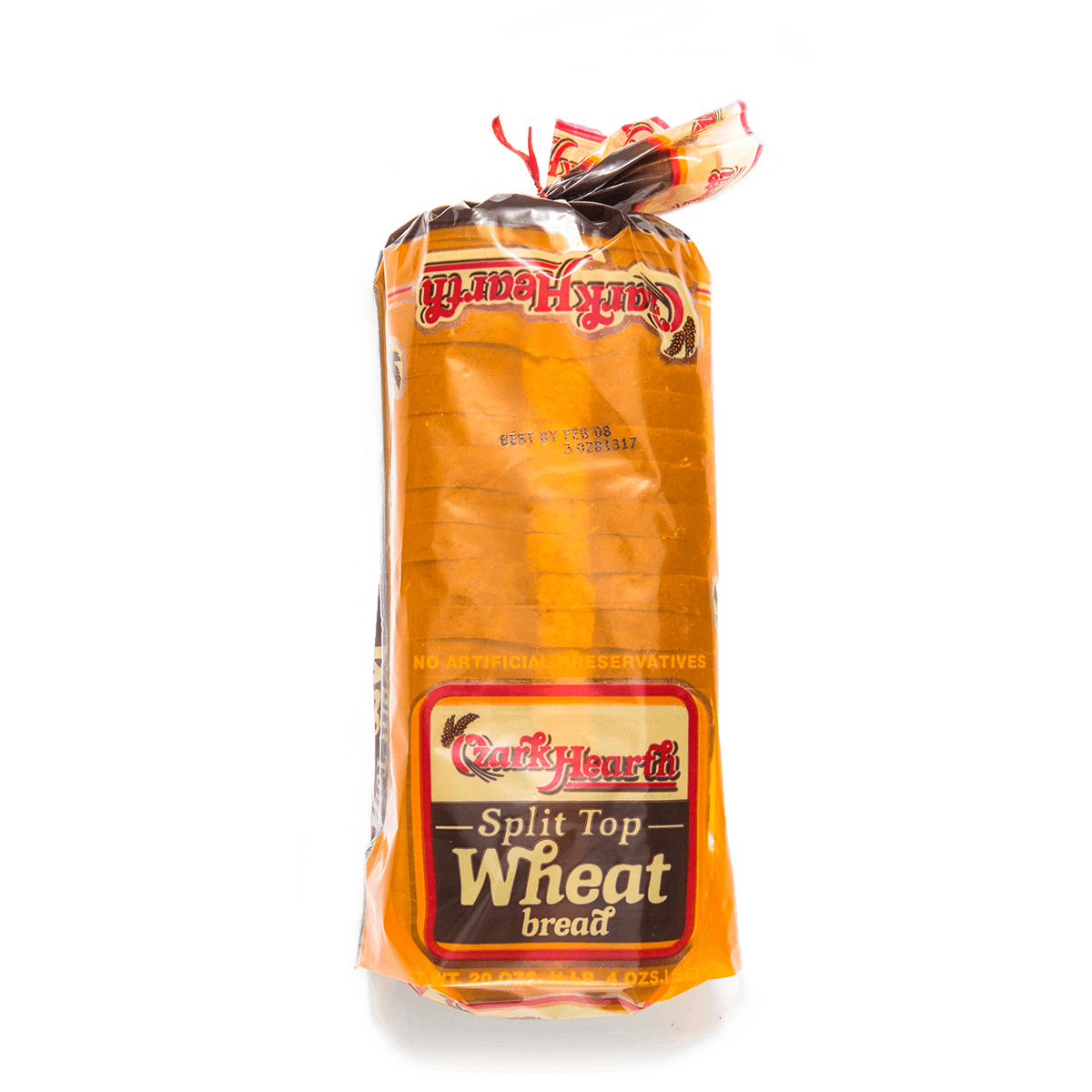Ozark Hearth Split Top Wheat Bread