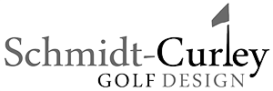 Logo for Schmidt Curley Golf Course Architects
