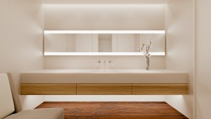 Render of the John Pawson and Christian Liaigre Bathroom (2) at Holland Green