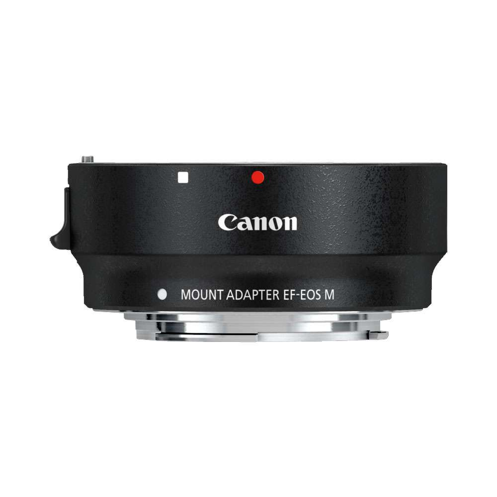 Canon EOS M Adapter | EF-EOS M | Without Tripod Adapter