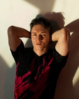 Harrison Osterfield Fault Magazine Covershoot