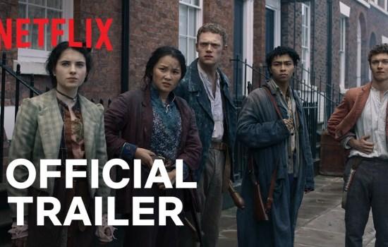 'The Irregulars' Full-Length Trailer