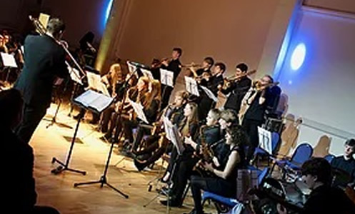 Harrogate Youth Jazz Orchestra