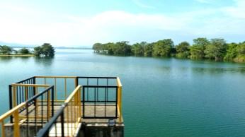 Udawalawe Reservoir